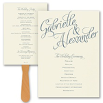 Custom designed Programs for your ceremony