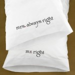 bride and groom and bridal party gifts
