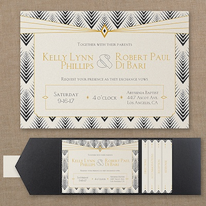 Moderately priced Wedding Invitations